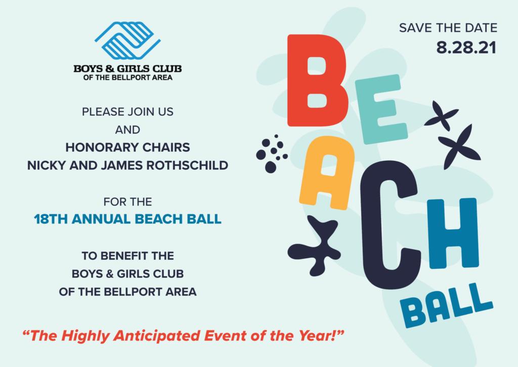Boys & Girls Club of Bellport Beach Ball Event